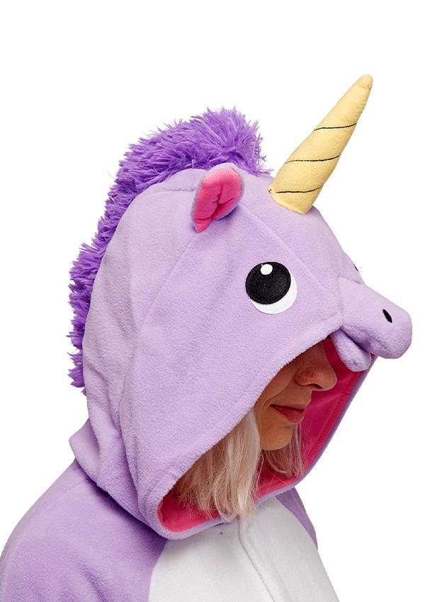 combi licorne violet