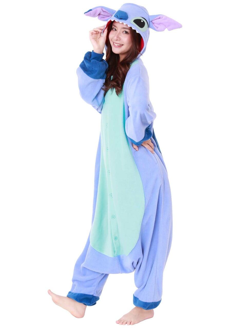 combinaison pyjama stitch